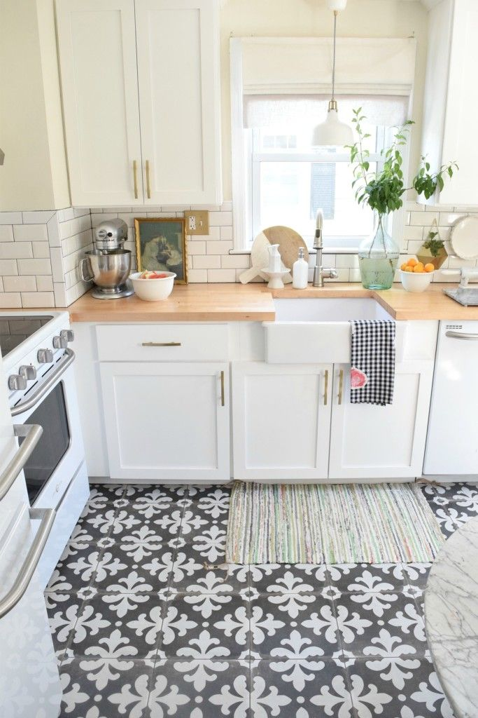 Tiles and stencils