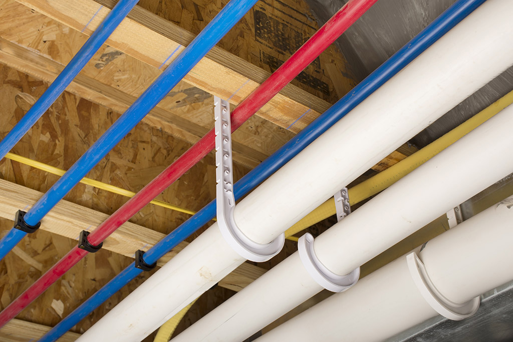 Use PEX Pipes Instead of Copper