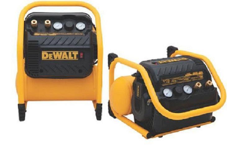 Dewalt DWFP55130 heavy duty air compressor