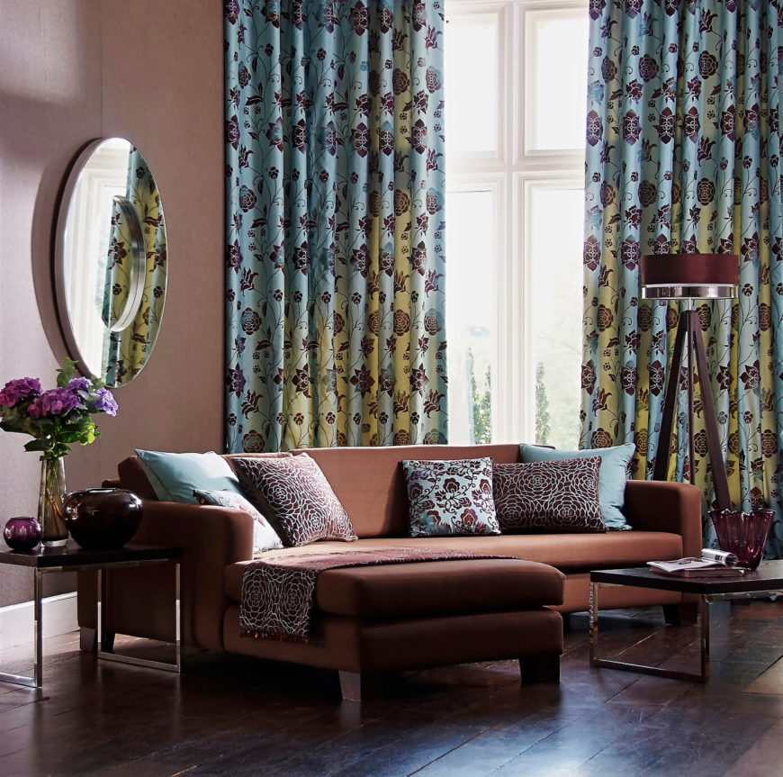 How Curtains Preserve Your Furniture and Floors