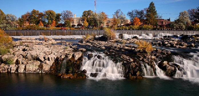 Idaho Falls The Recreational Greenbelt