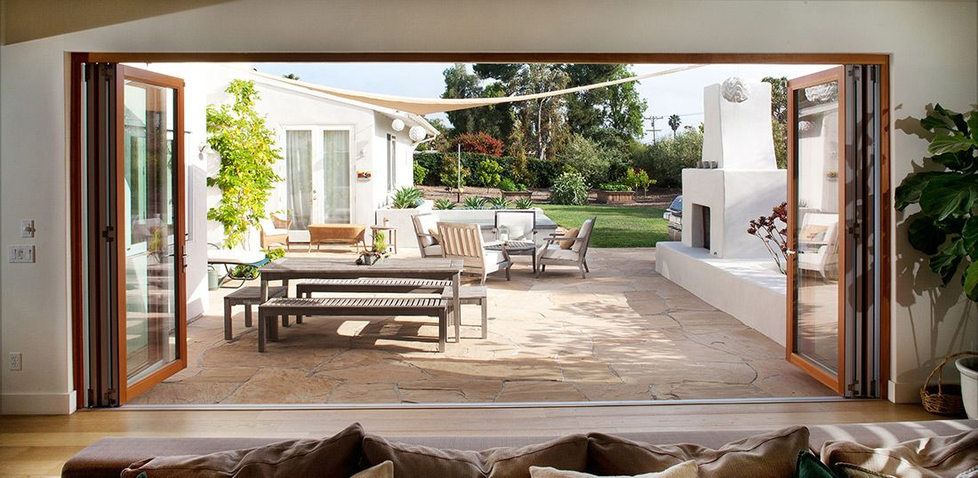 A Quick Glimpse at Bi-Fold Doors