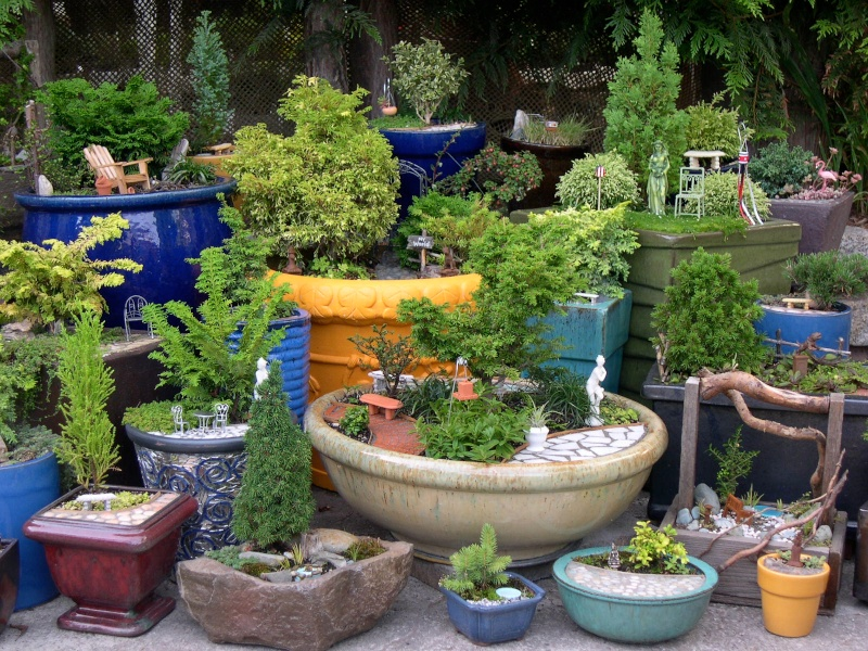 Consider Container Gardening