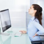 How to Reduce Back Pain and Improve Posture in The Work Place
