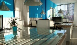 Local Painting Companies Can Suggest You Best Color Theme for Your Workplace: 5 Reasons