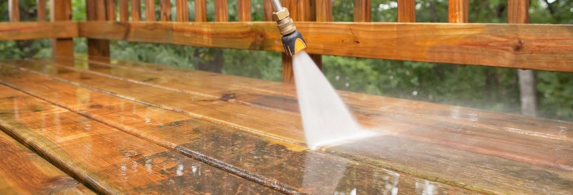 Powerwash Your Patio