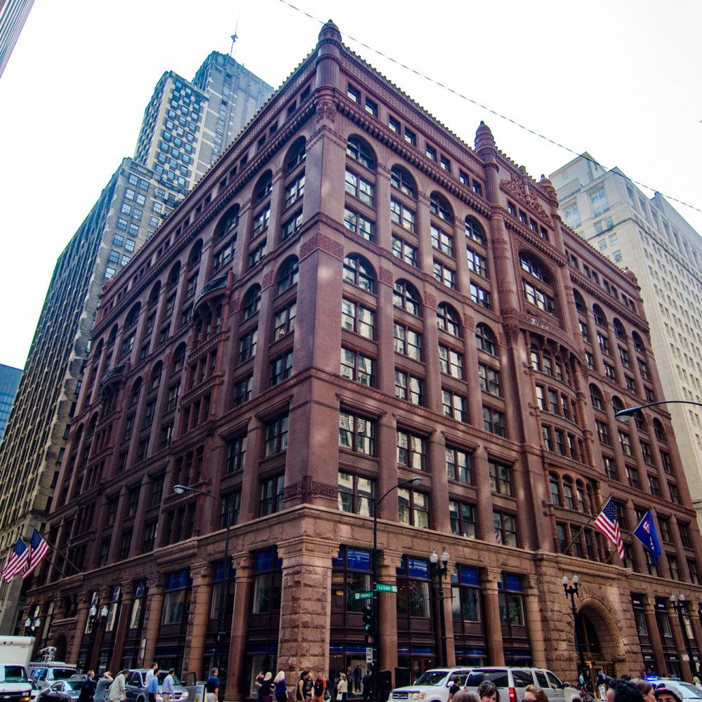 THE ROOKERY BUILDING