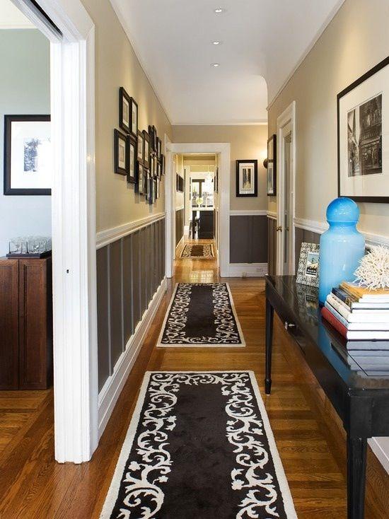Using room like a hallway