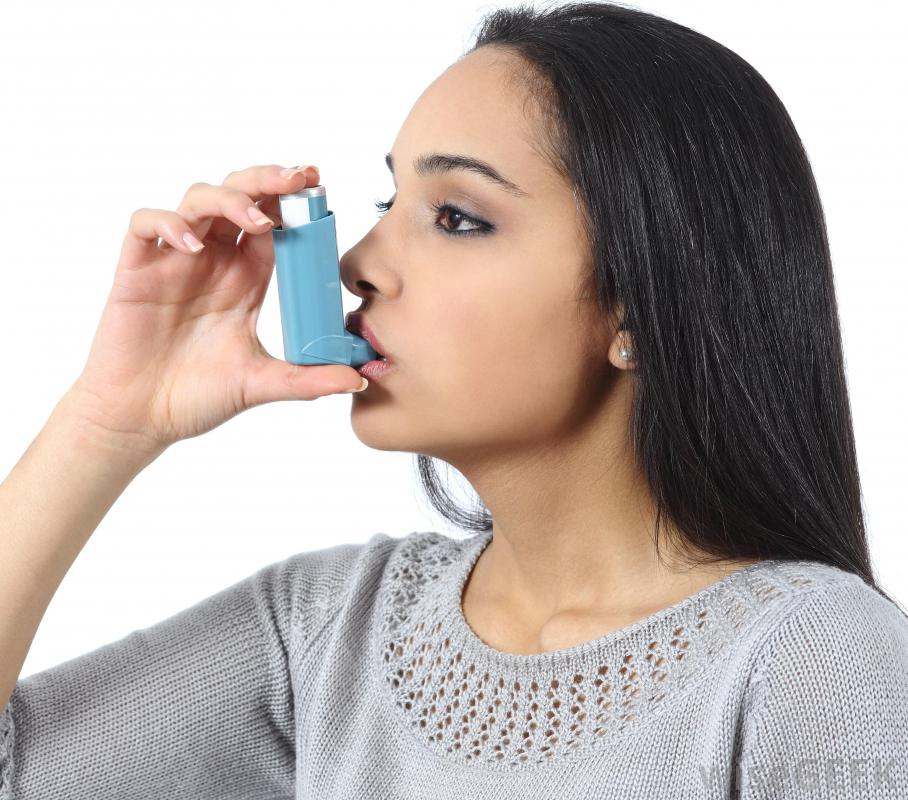 Did you know that 25 million folks in the U.S. have asthma