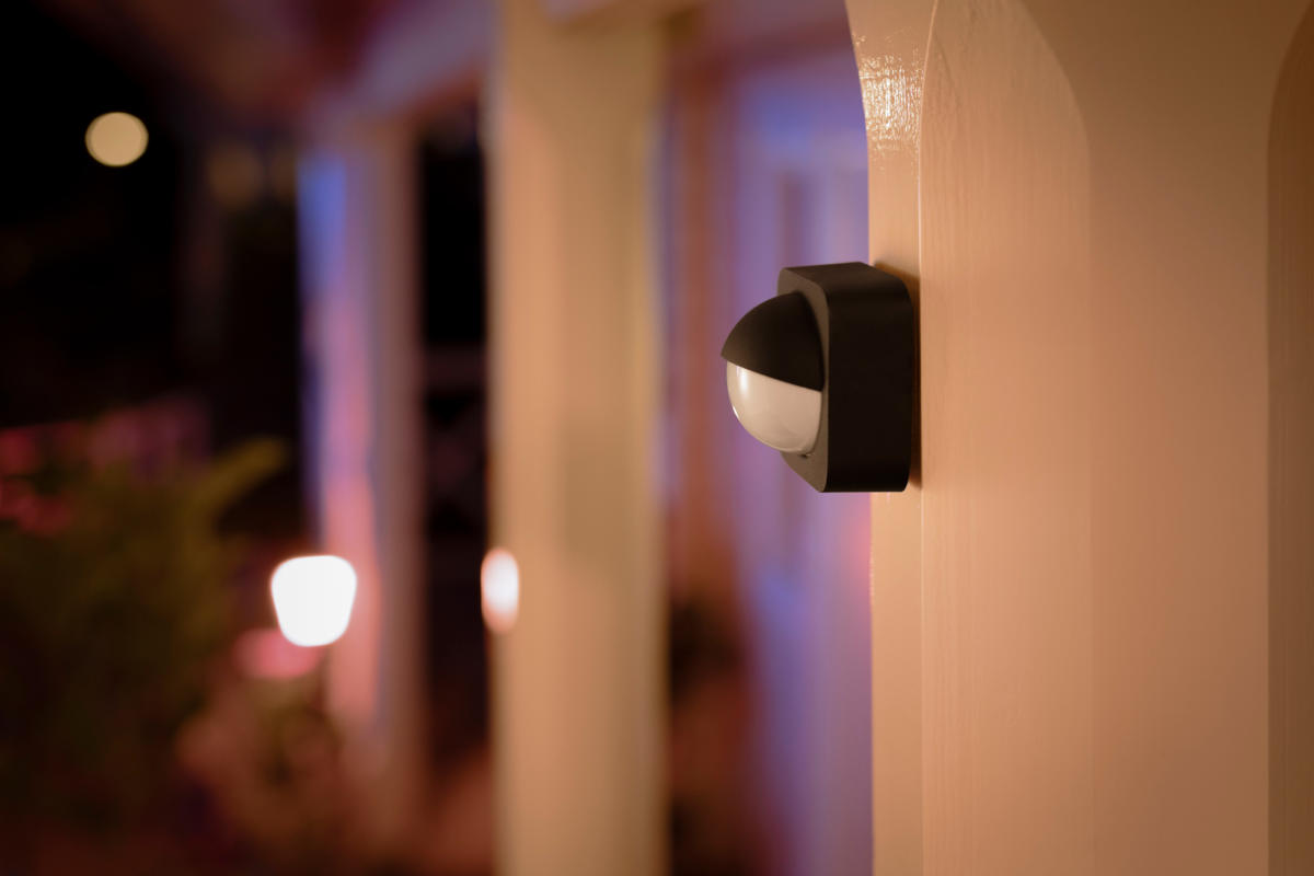 Get Some Outdoor Motion Detectors