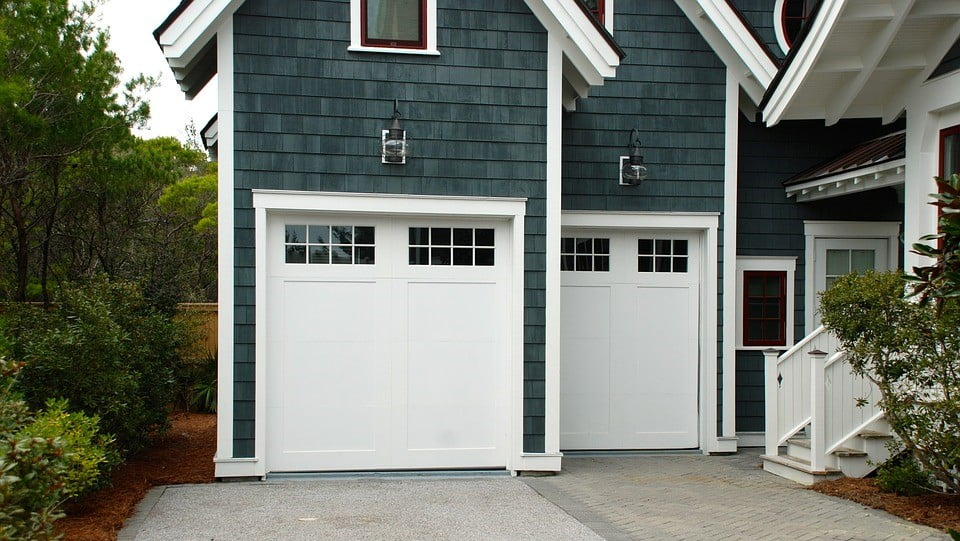 How To Keep Home Garage Doors In Good Shape