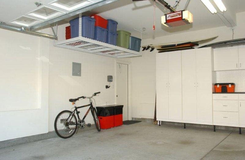Install Ceiling Storage
