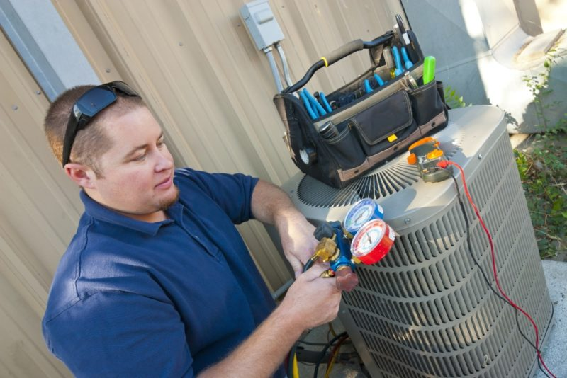 Leave HVAC Repairs to Pros