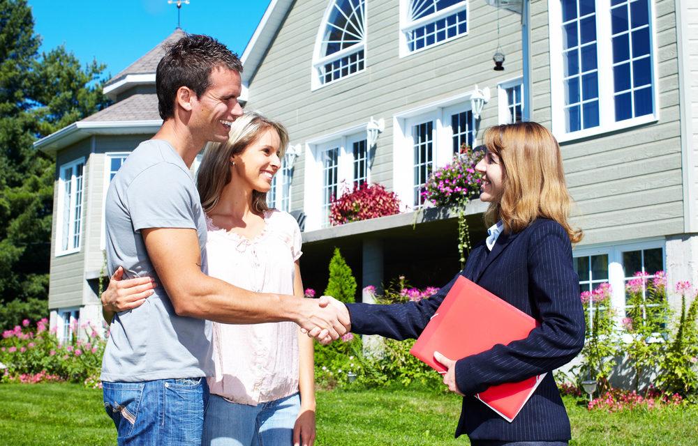 Speak to local real-estate agent