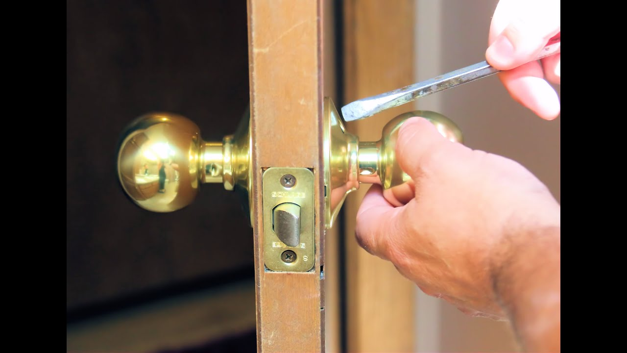 Upgrade Your Doorknobs