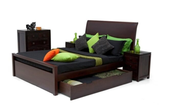 Bed Designs At Urban Ladder