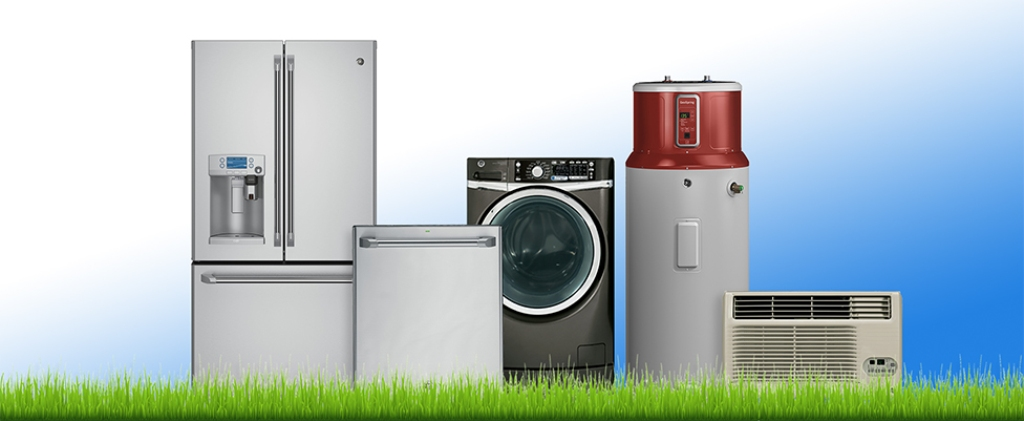 Energy-efficient appliances