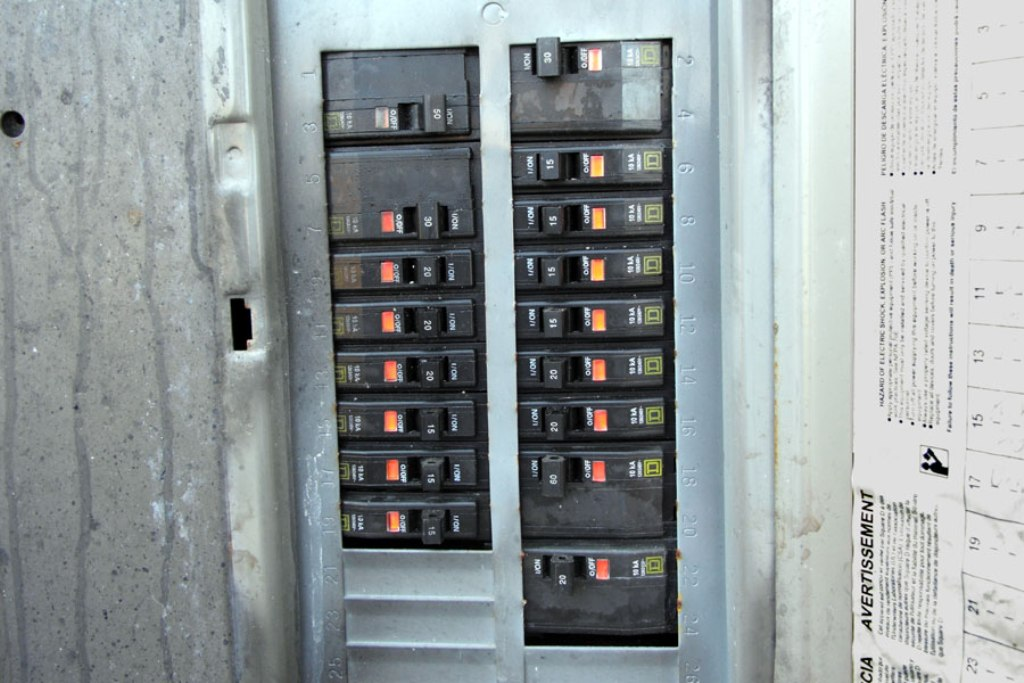 Faulty Breakers