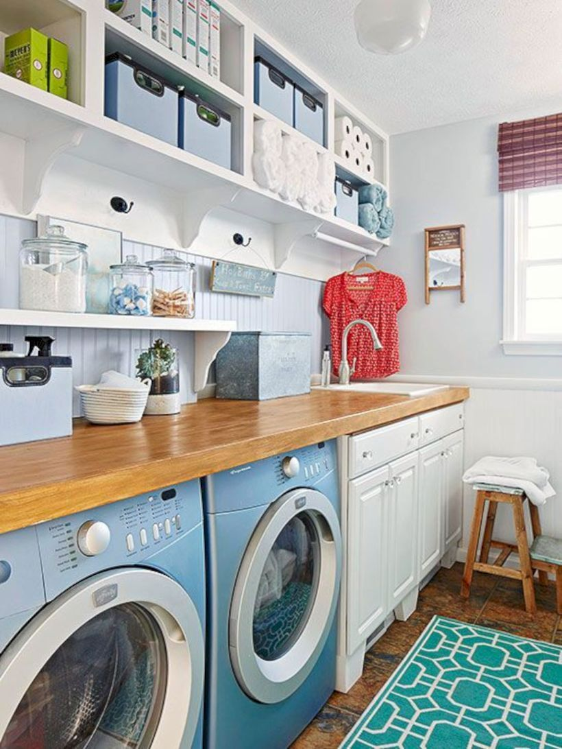 Fixing Your Laundry Room Decor