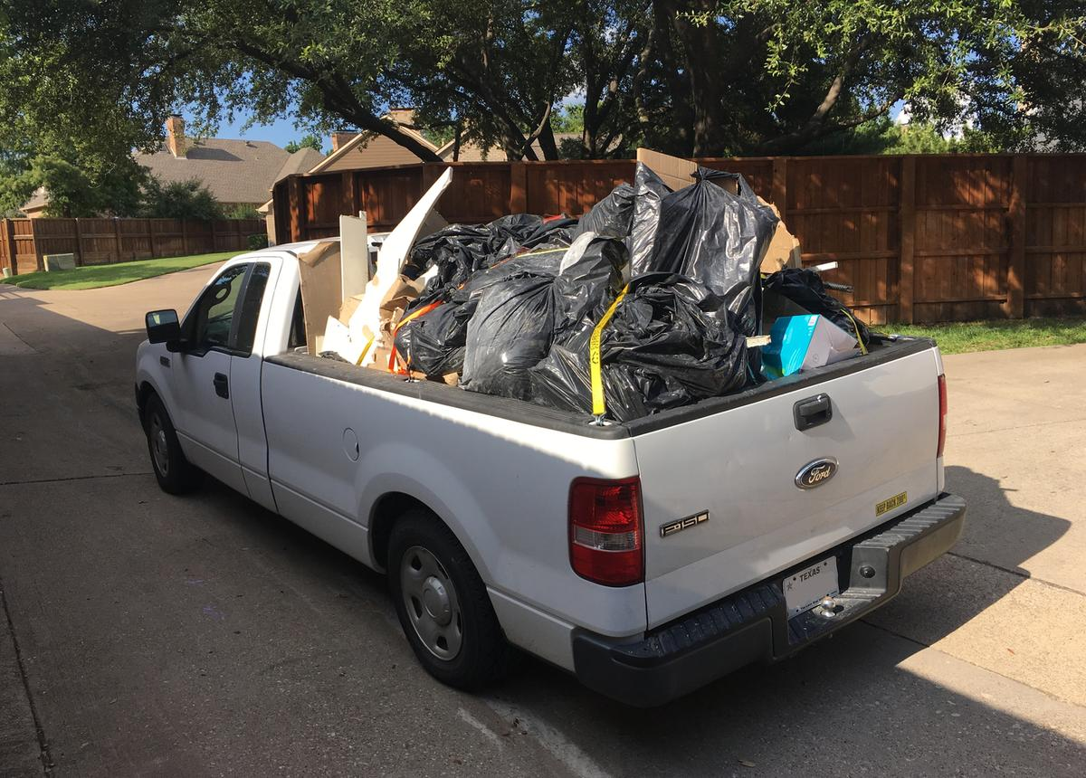 Junk removal services are convenient