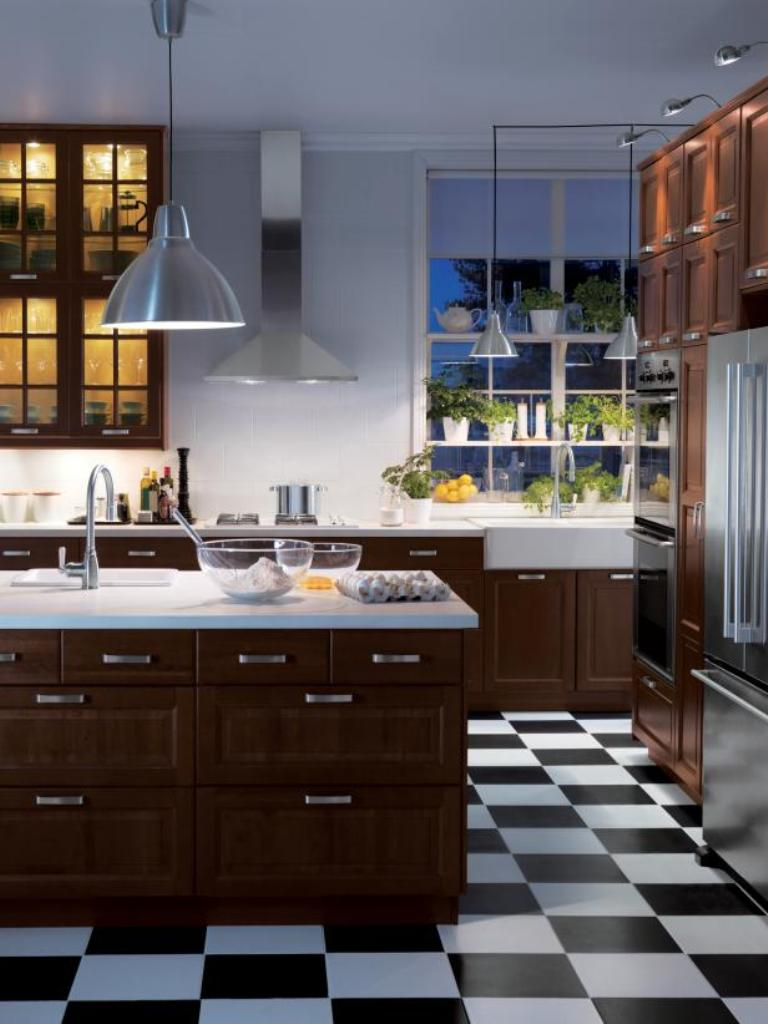 Modest Kitchen Remodel