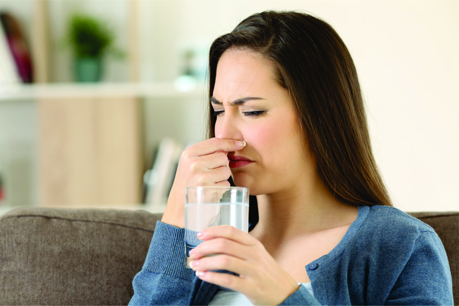 Common Tap Water Sight Smell Problems
