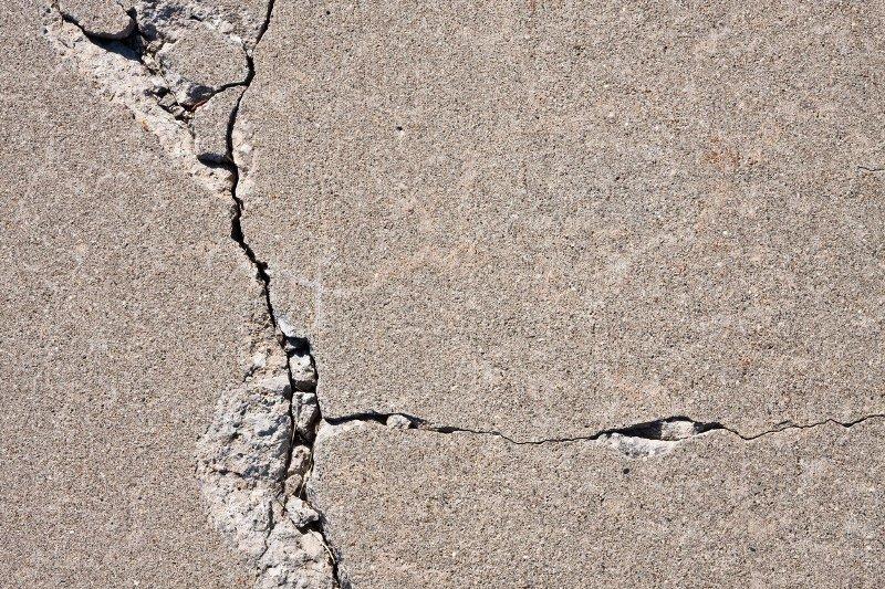 Concrete Can Crack