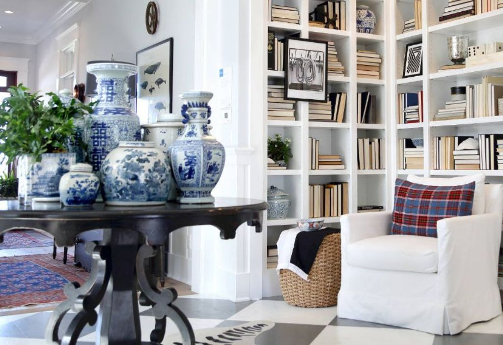 Decorating with Temple Jars