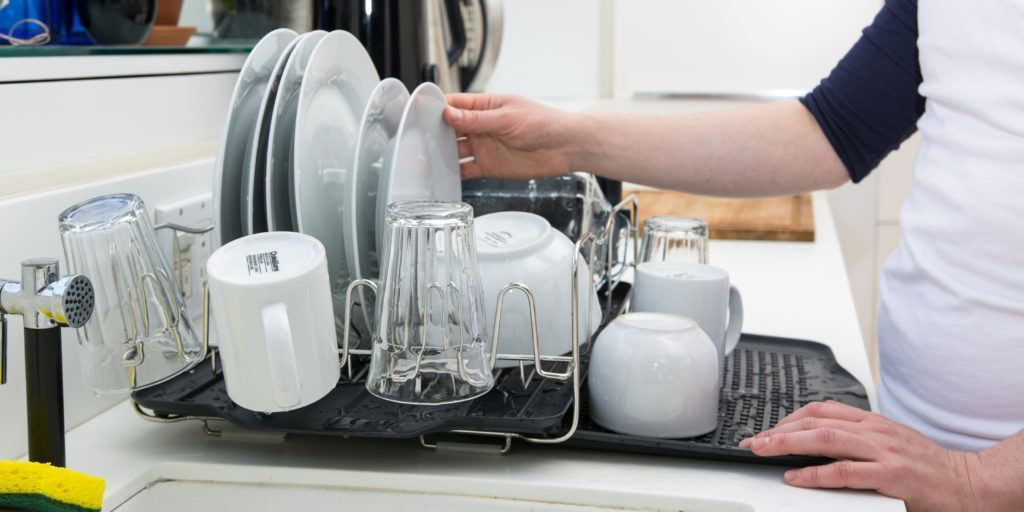 Dishwashing Tubs
