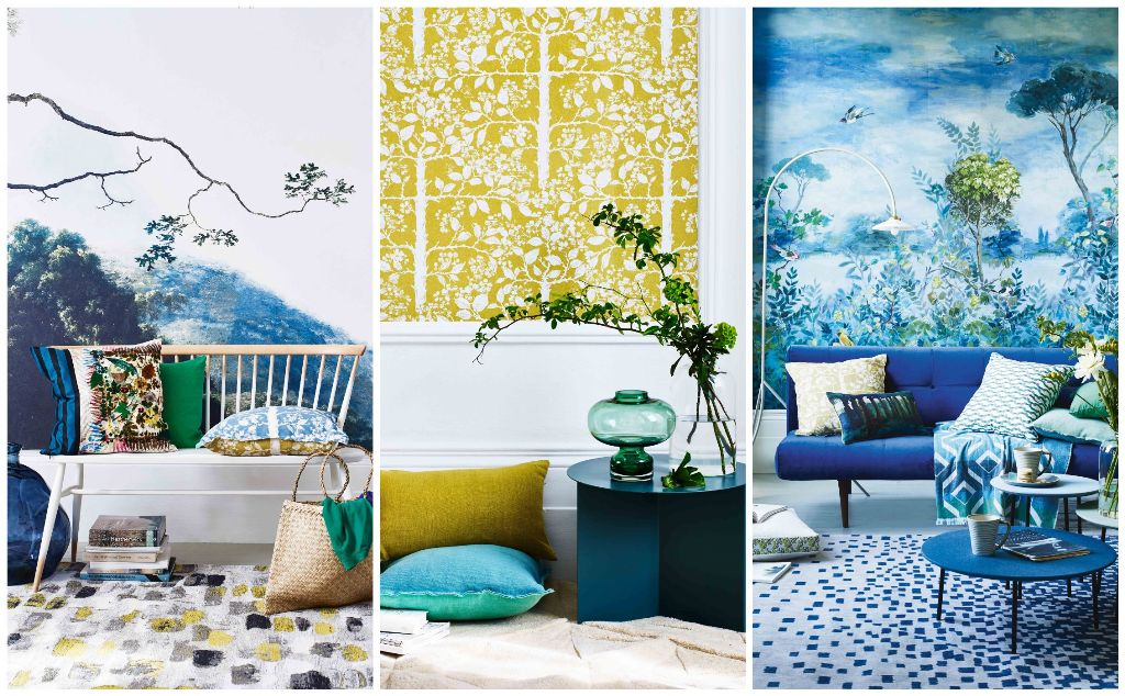 Hottest Nature Themed Wall Murals Trends · Wow Decor
