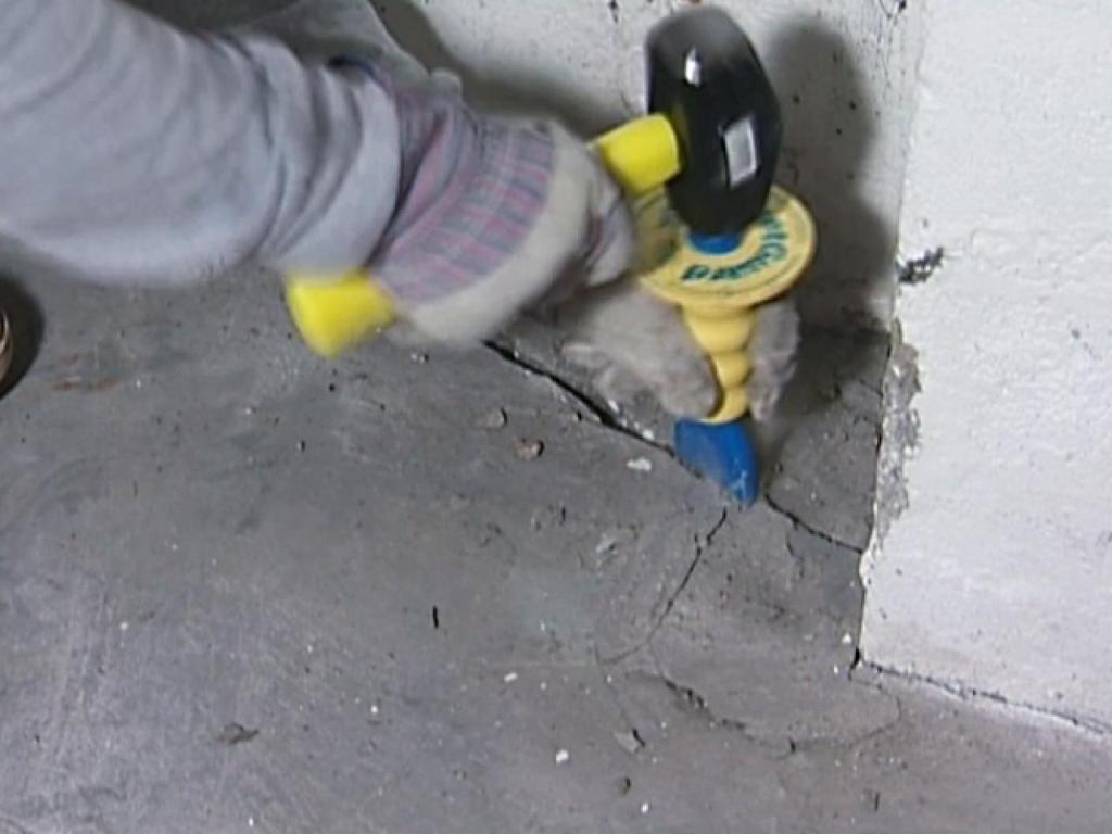 Identification for concrete repairs