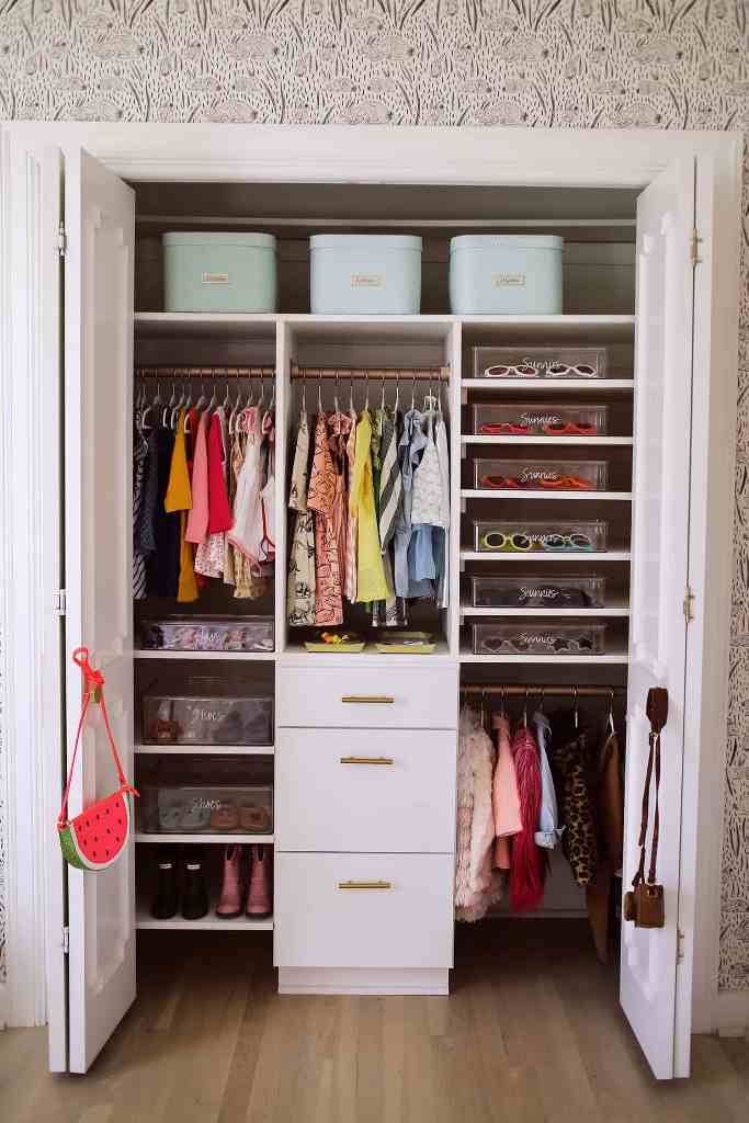 Organize All the Closets and Cabinets