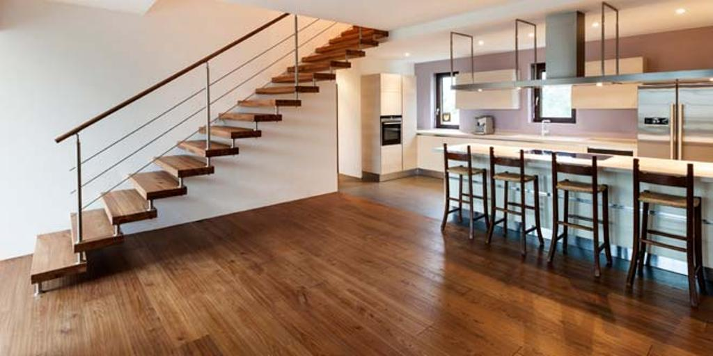 Seal and Wax Wood Flooring