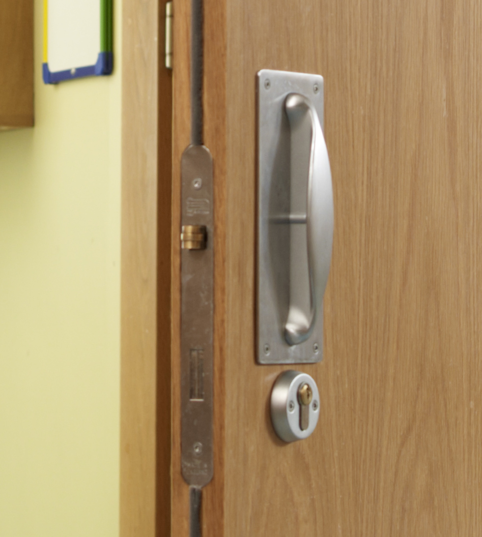 The Most Common Forms of Anti-Ligature Door Handles