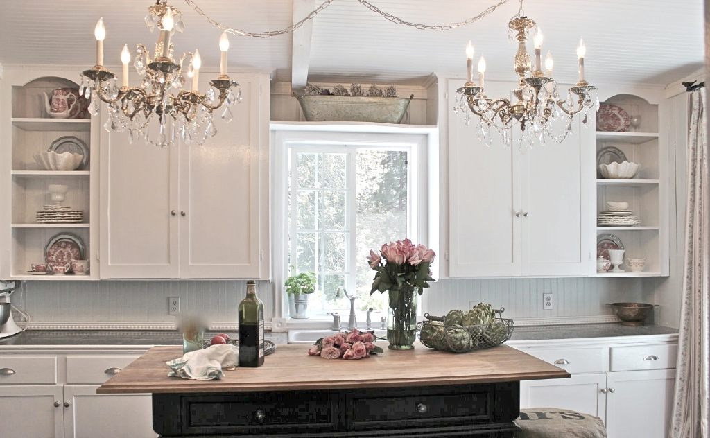 Candle-Style Chandelier