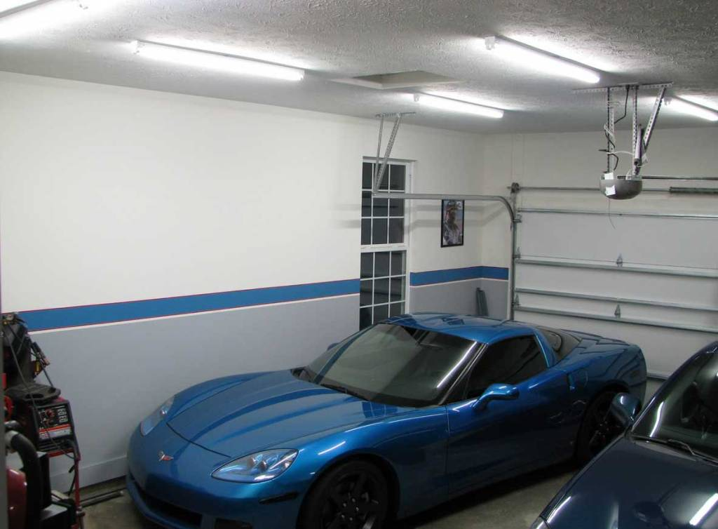 Install Garage Task Lighting