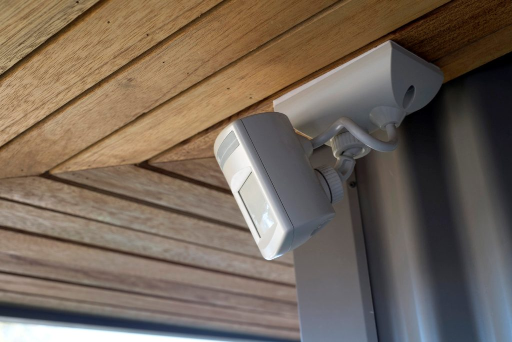 Install Motion Sensors at Key Points of the Garage