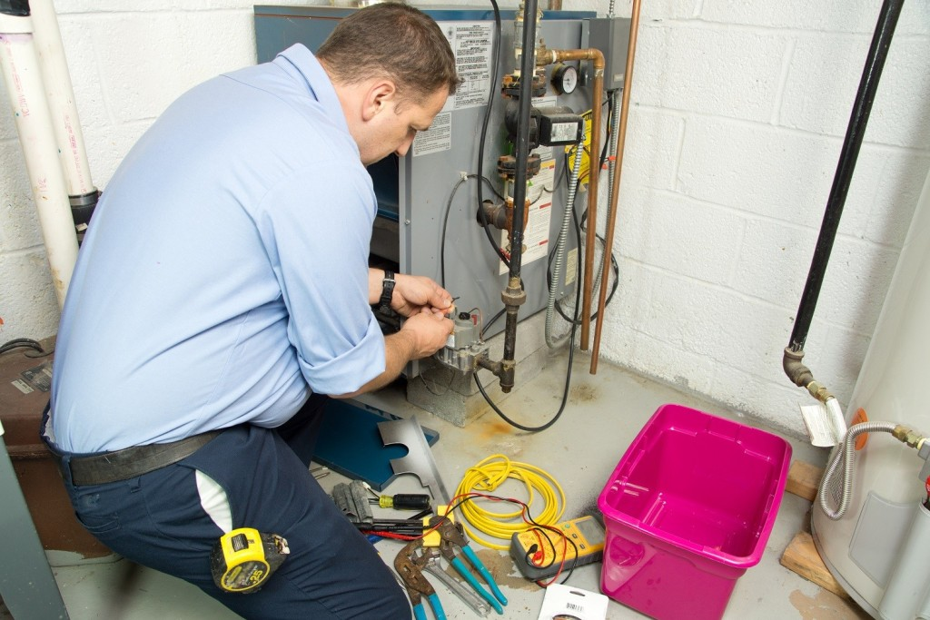 Perform Maintenance on the Furnace