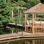Transforming Your Gazebo in a Yoga Studio