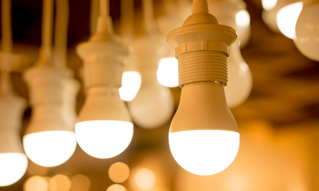 Brighten Things up With LED Lighting