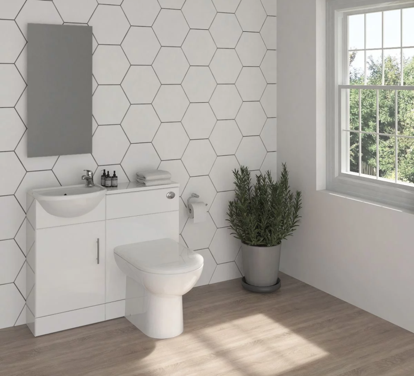 Reasons Why To Choose A Toilet And Sink Vanity Unit Combo
