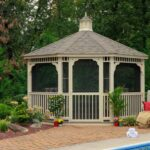 Top 3 Benefits of Vinyl Gazebos and Why You Need One