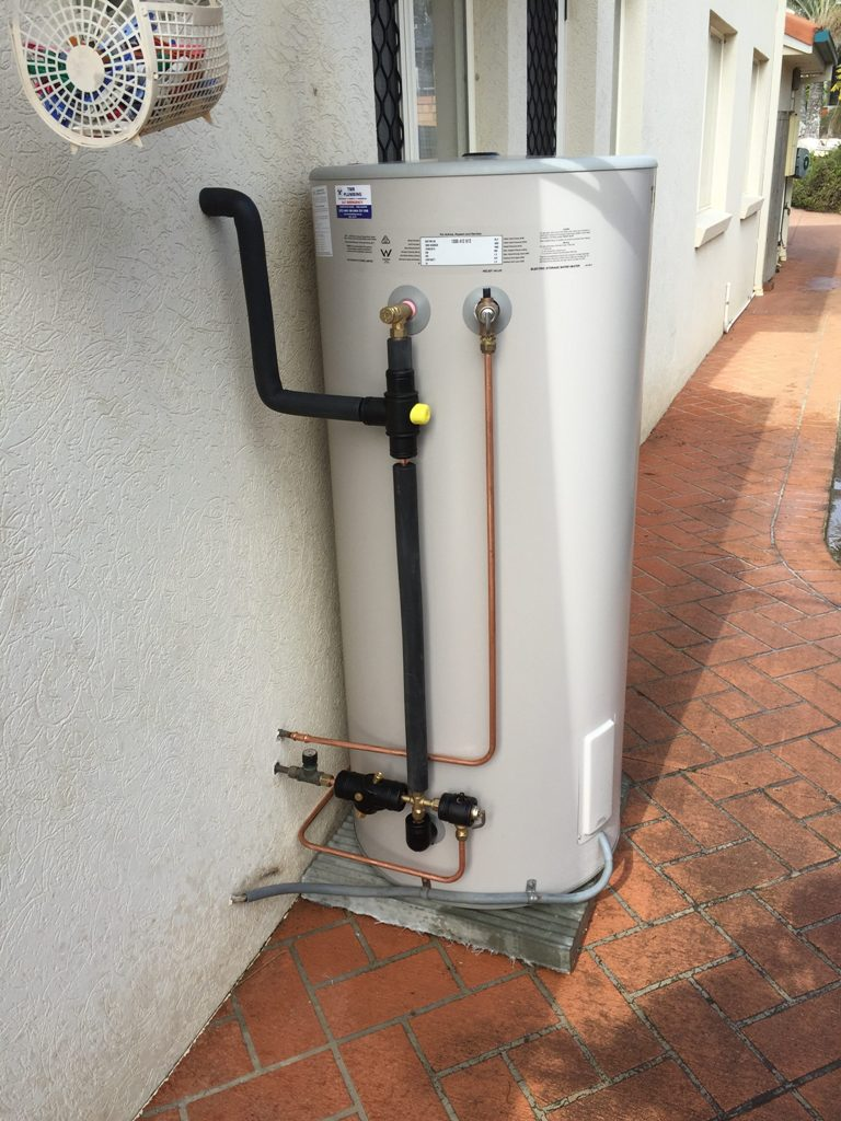 Your Hot Water System