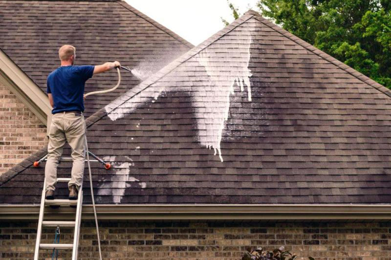 roof cleaning increase