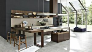 Design a Modern Kitchen That Enhances Your Kitchen Experience