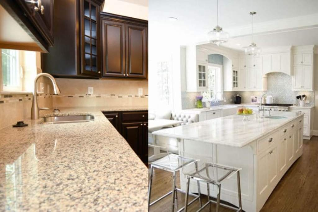 Granite Vs Quartz Countertops Pros And Cons 183 Wow Decor
