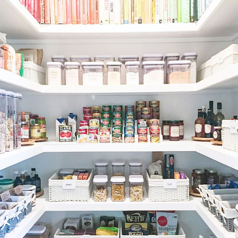 Make Use of Pantry Space