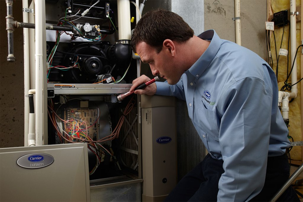 Problems that have to be checked by the Furnace Repair Technicians