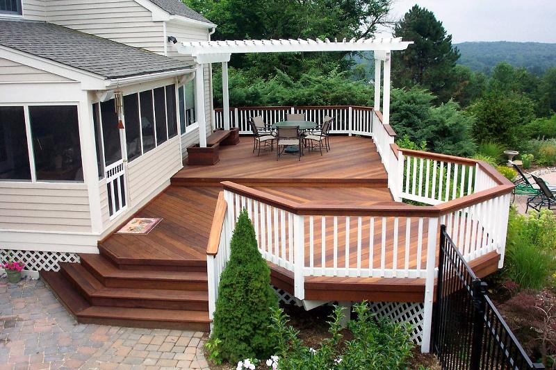 Prospective Professional Deck Builders