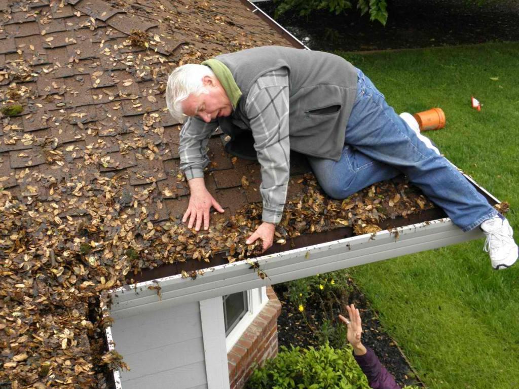 Regular maintenance preserves your property's value